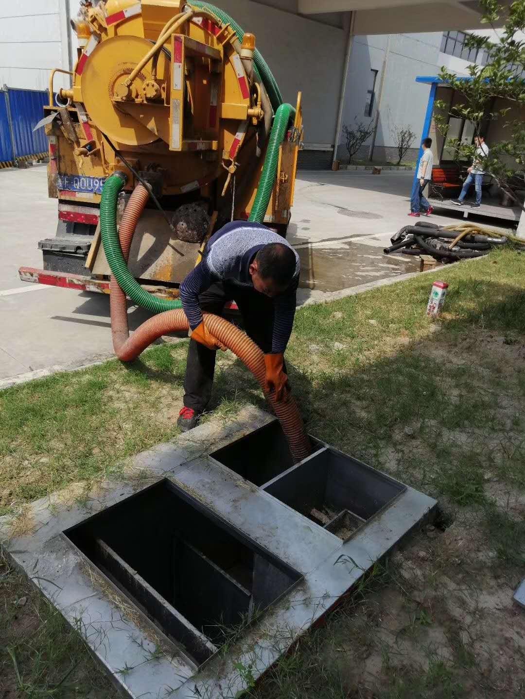南通专业清理污水池多少钱,南通专业清理沉淀池电话