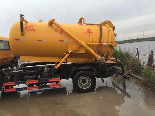 南通专业清理沉淀池服务,南通化粪池清理施工